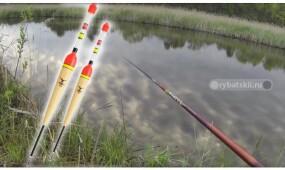 Тест по поплавочной рыбалке и оснастке