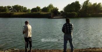 Отчёт о ловле окуня и щуки в жару на реках Россошь и Сухая