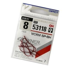 Owner 53118 Worm SP-BH