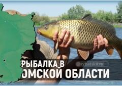 Рыбалка в Омской области и лучшие рыбные места