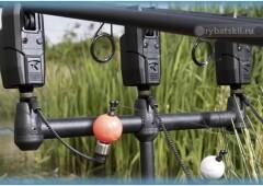 Какой выбрать фидерный сигнализатор поклёвки и как установить
