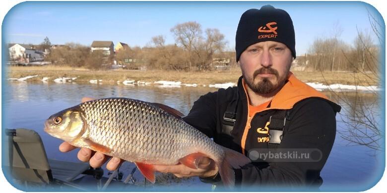 Интервью рыболова эксперта Евгения Майского о нюансах ловли на течении