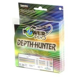 Плетёнка Power Pro Depth Hunter Multicolor