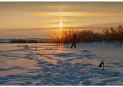 Тест по знанию зимней рыбалки. 10 вопросов