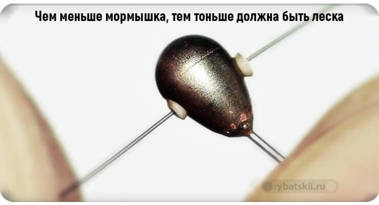 Мормышка тульская