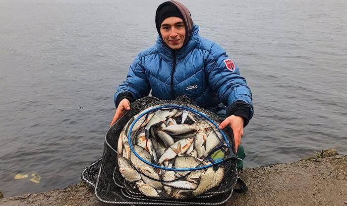 Рыболов эксперт Антон Тимошин