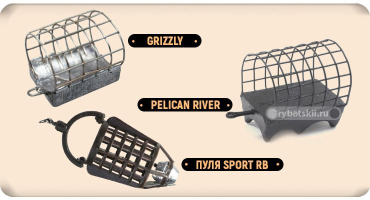 Grizzly, Pelican River и пуля Sport RB