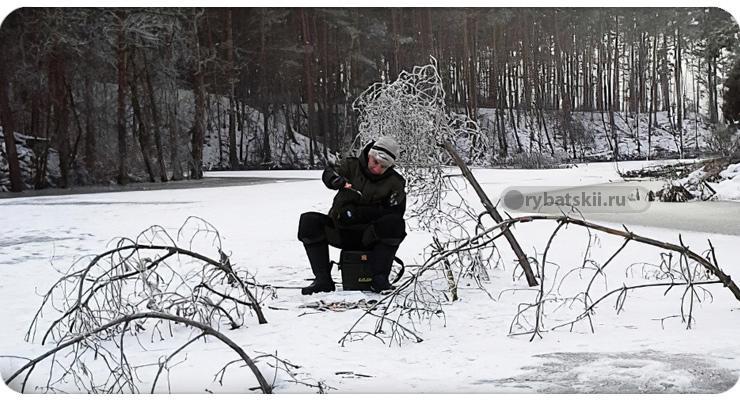 Как ловить голавля зимой на реке и подготовиться к рыбалке