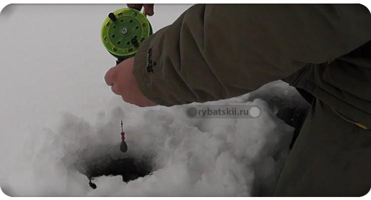 11 вариантов живца для ловли щуки зимой