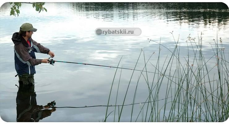 Рыбалка на щуку в марте по открытой воде