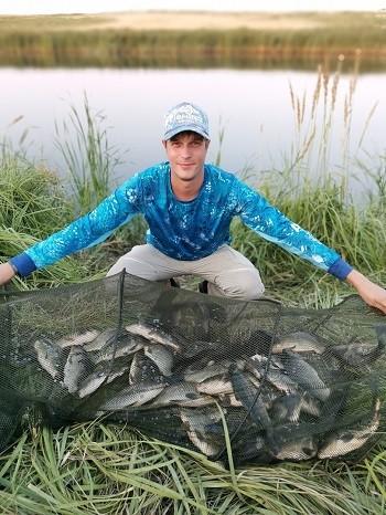 Максим Горбунов - эксперт в фидерной рыбалке