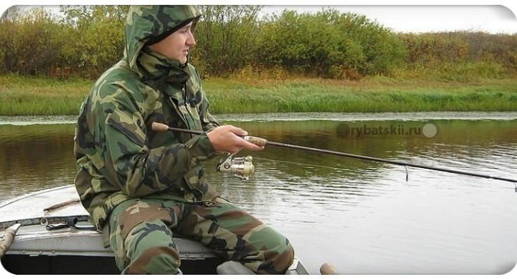 Важность одежды для рыбака