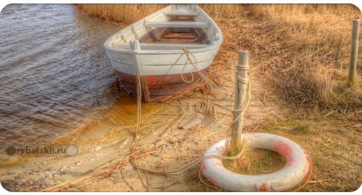 Безопасность при ловле с лодки