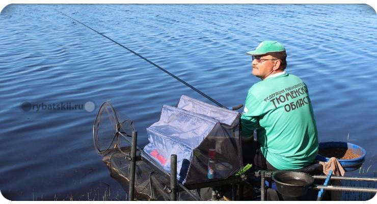Рыбалка в бесплатных местах