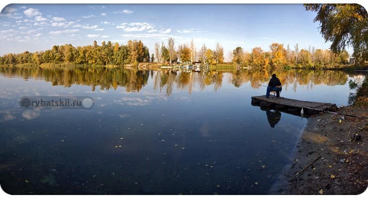 Ловля щуки на поплавок осенью