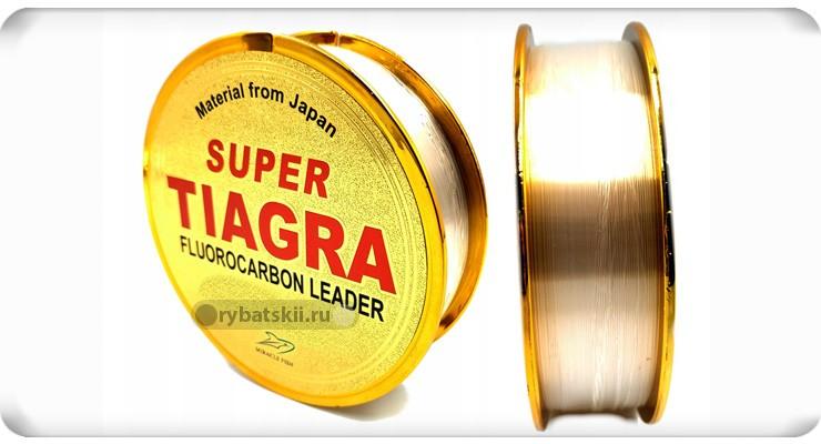 Super TIAGRA Fluorocarbon