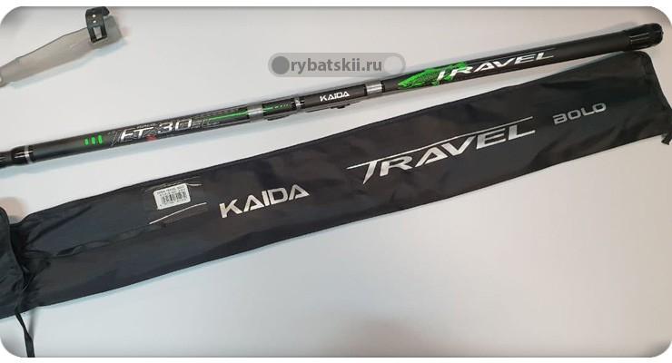 Удилище Kaida Travel