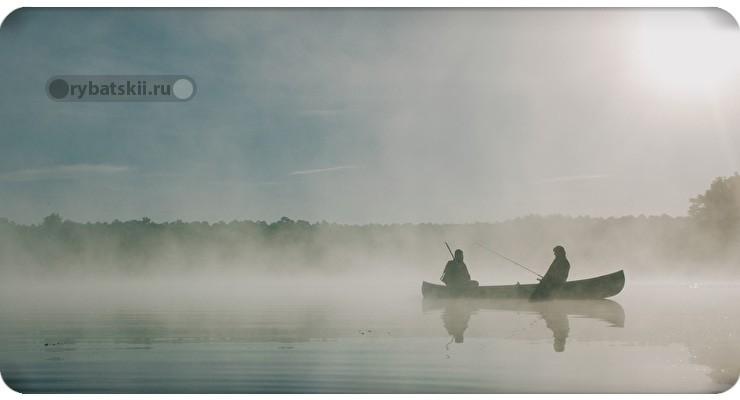Рыбалка в туман