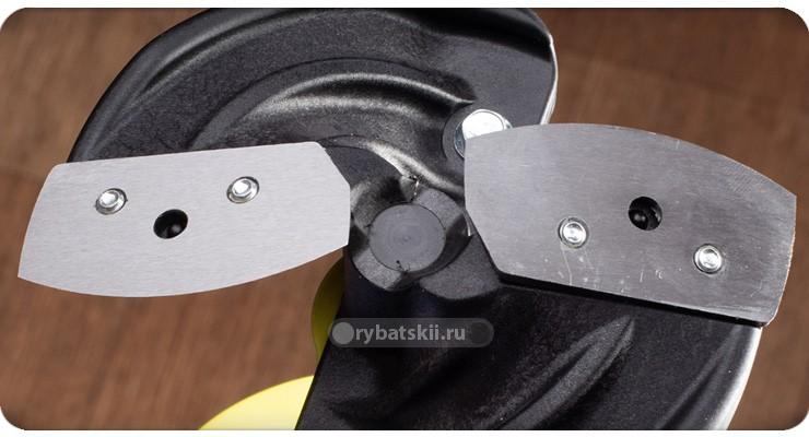 Полукруглые ножи
