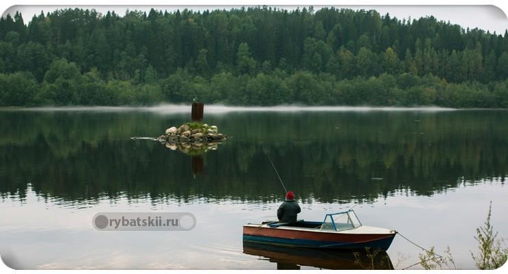 Спокойная рыбалка