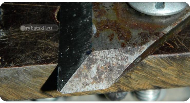Нож ледобура